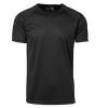 T shirt senior herrer - Sort